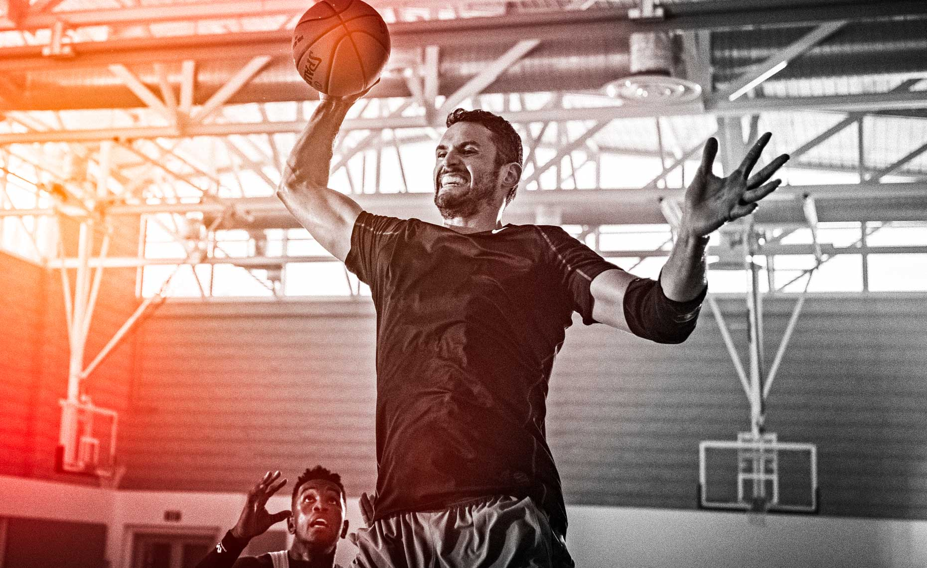 Kevin Love by Tim Tadder for Shock Doctor, Cleveland Cavaliers Forward
